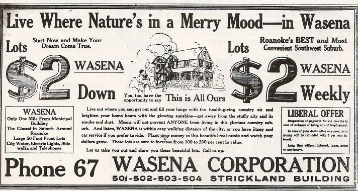 Wasena ad